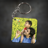 Shop for Photo Keychain, Photo Keyrings, Picture Keychain | Zestpics