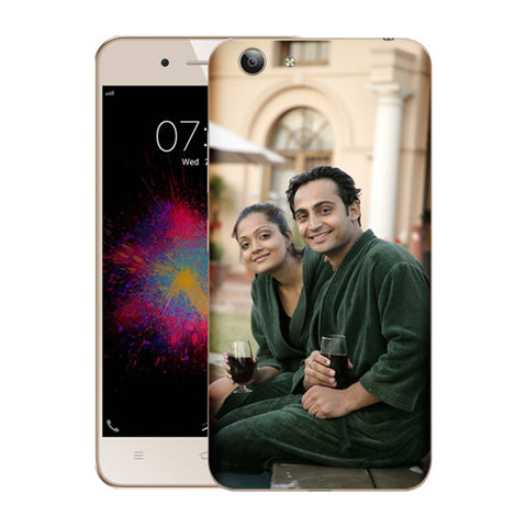 Customize Vivo Y53 Phone Case with your Photos or Text Online | Buy Custom Printed Personalized Mobile Covers in India at Zestpics. Mumbai, Delhi, Chennai, Bangalore