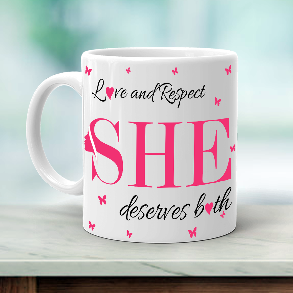 Women's Day Gift for Employees | Women's Day Mugs | Zestpics