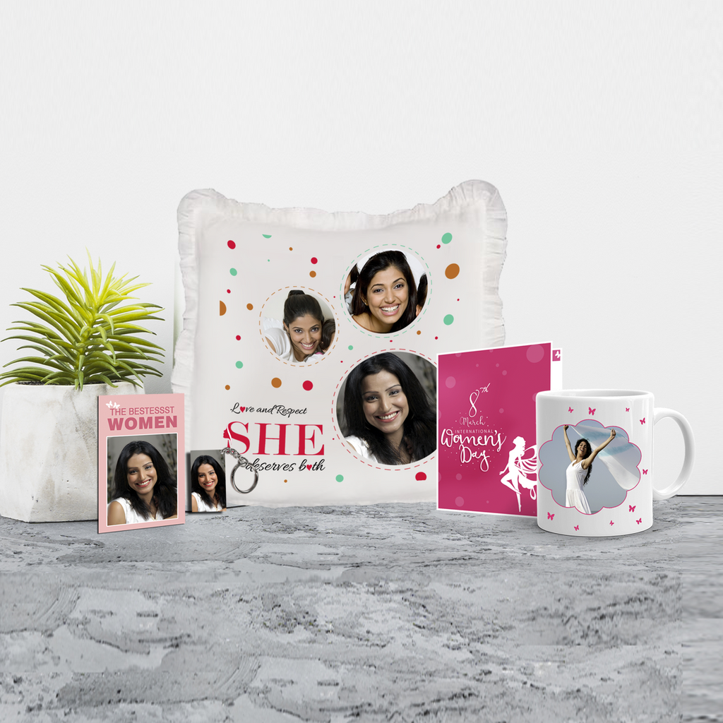 Women's Day Gift | Women's Day Gift for Employees | Zestpics