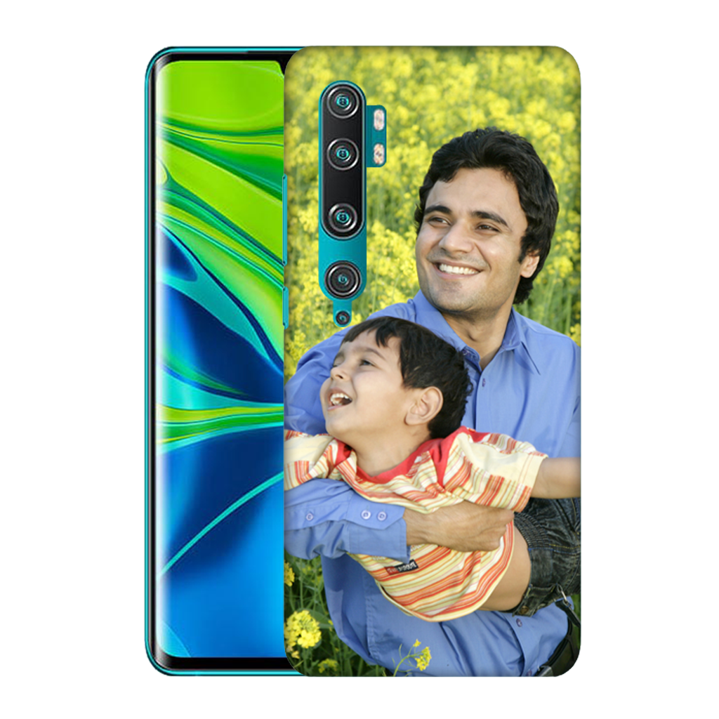 Buy Customised Xiaomi Mi Note 10 Pro Mobile Covers/ Cases Online India - Zestpics