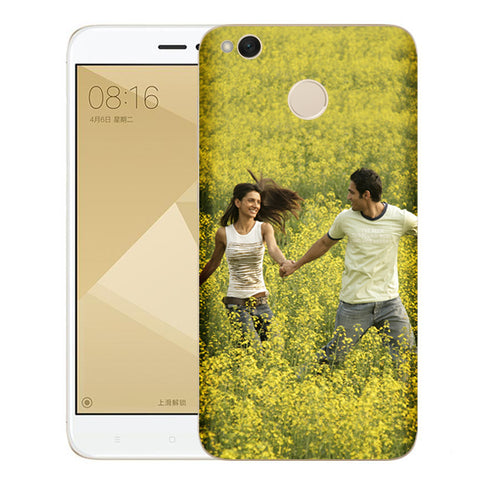 Buy Customised Redmi 4 Mobile Covers/ Cases Online India - Zestpics