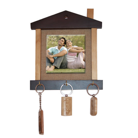 Ceramic Tile with Key Holder-Photo Gifts-Zestpics