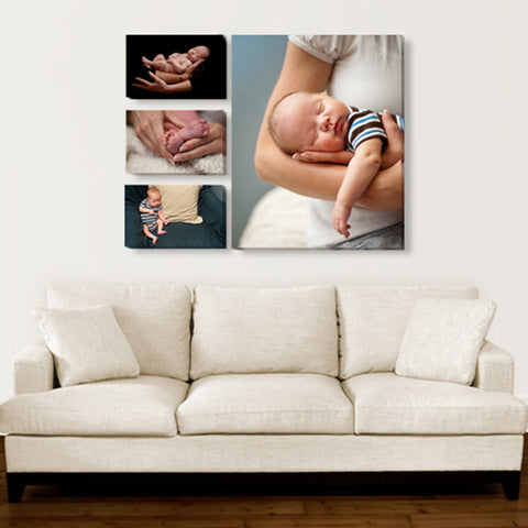 Collage Canvas 3-Canvas-Zestpics