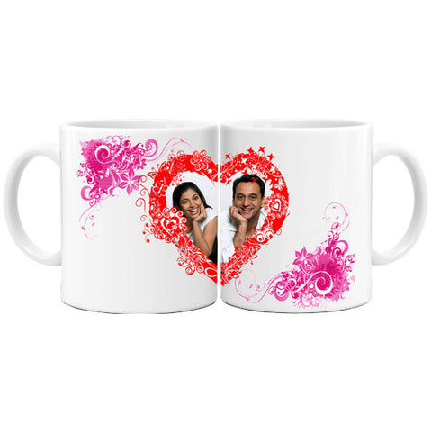 Couple Mug, Love Mugs, Mugs for Couples, Personalized Love Coffee Mugs, Valentine Gifts for him