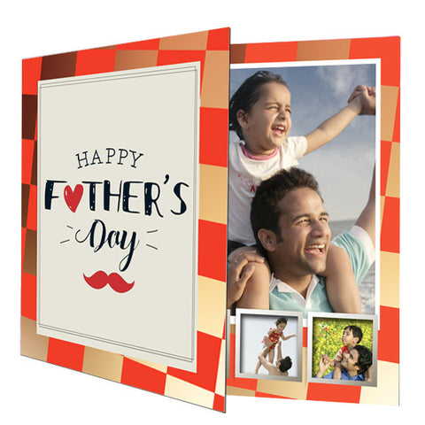 Father's Day Greeting Card-Greeting Cards-Zestpics