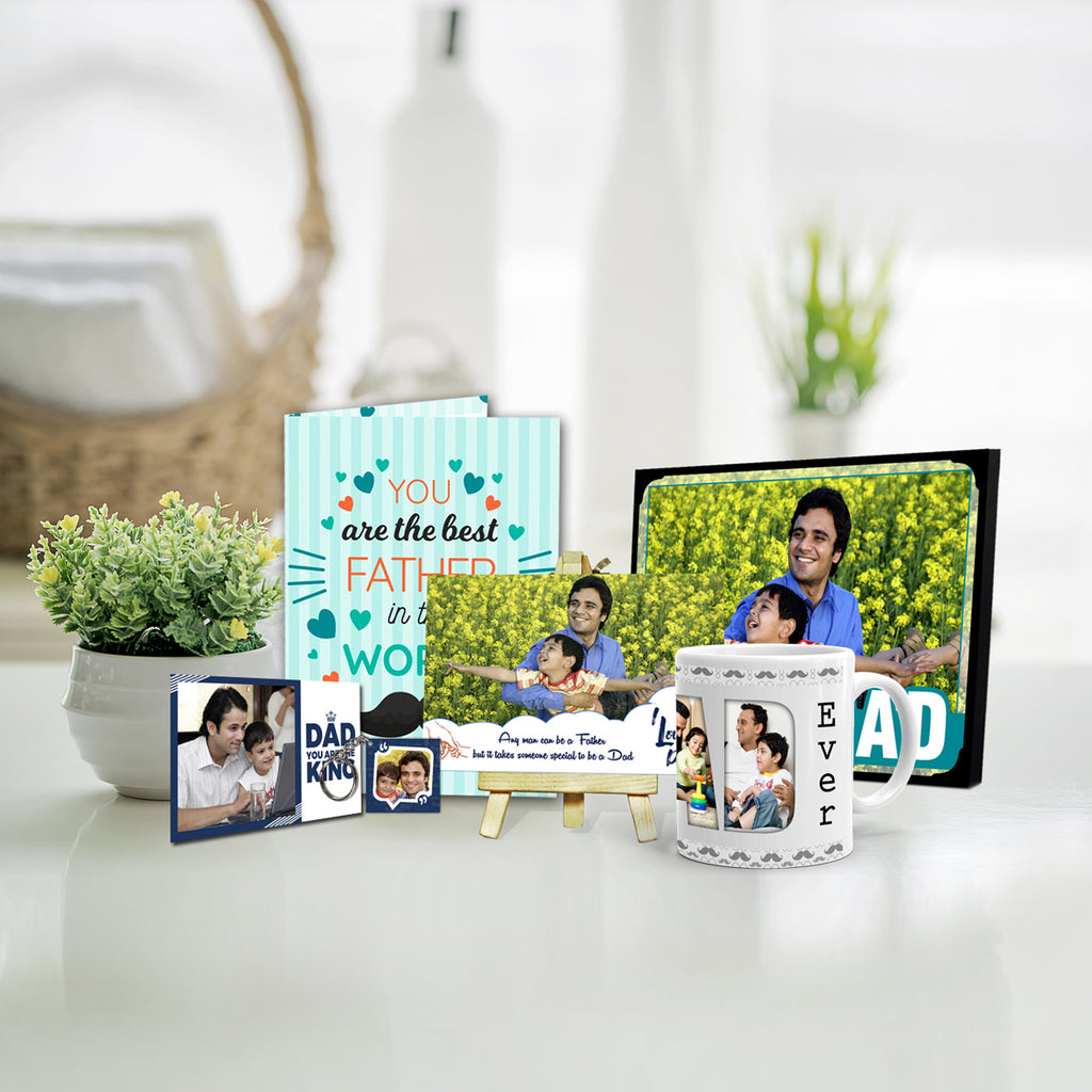 Buy Father's Day Gift | Birthday Gift for Father Online India|Zestpics
