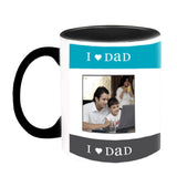 I Love DAD Mug-Mugs-Zestpics