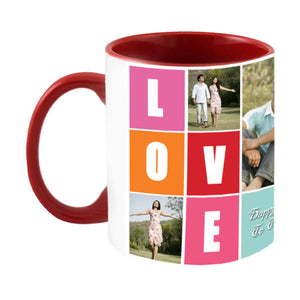 Buy & Send Valentine Mugs online in India, Valentine's Day Gifts|Zestpics