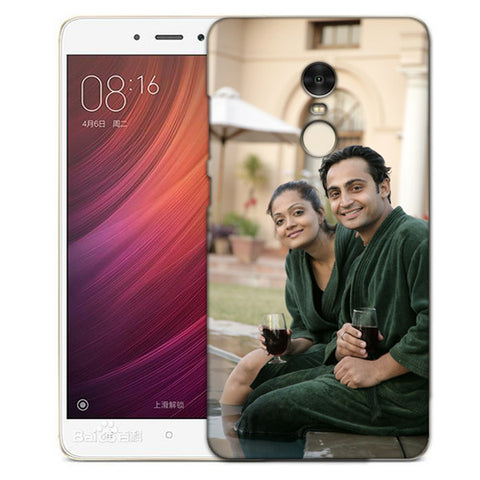 Buy Customised Redmi Note 4 Mobile Covers/ Cases Online India - Zestpics