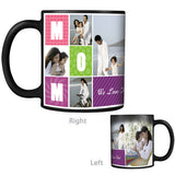 Mother's Day Magic Mug, Personalized Mother's Day Gifts Ideas Online, MOM Mug | Zestpics