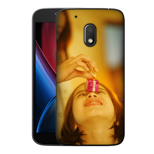 Buy Customised Moto G4 Play Mobile Covers/ Cases Online India - Zestpics