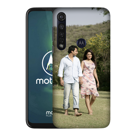 Buy Customised Moto G8 Plus Mobile Covers/ Cases Online India - Zestpics