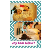 My Best Friend Photo Magnet-Magnets-Zestpics