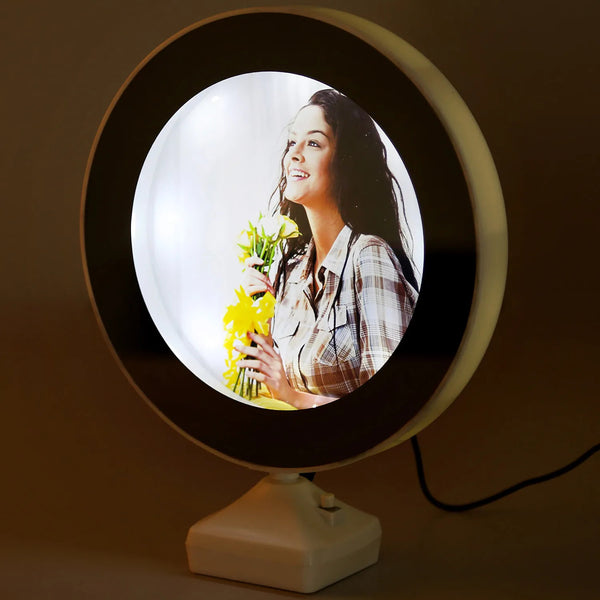 Magic Mirror, Personalized Magic Mirror LED, Magic Mirror with Photo Frame with LED Light | Zestpics