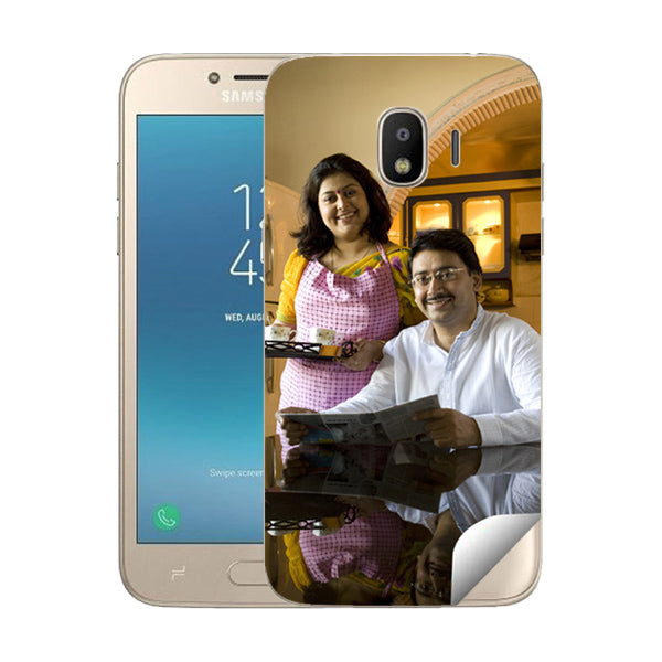 Samsung J2 (2018) Mobile Back Covers and Cases Online India - Zestpics