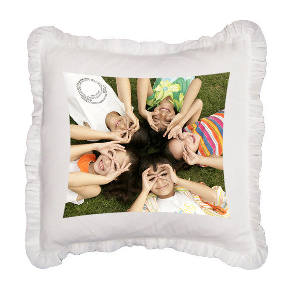 Designer Cushion Covers - Buy Cushion Covers with Personalized Photo and Text Printed Online in India. Vibrant personalised cushions/pillows available on Zestpics | Square Pillow-Cushions & Pillows-Zestpics