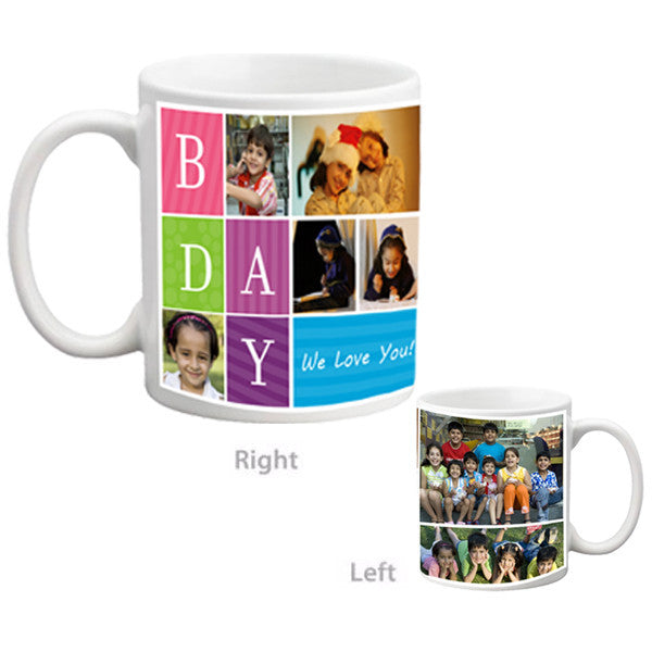 White Mugs-Photo Mugs-Zestpics