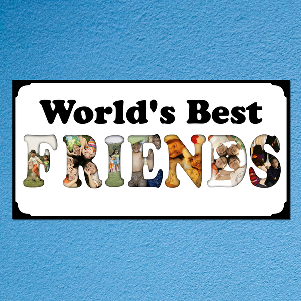 Send Friends Photo Frame to India | Gifts to India | Send Personalized Gifts to India