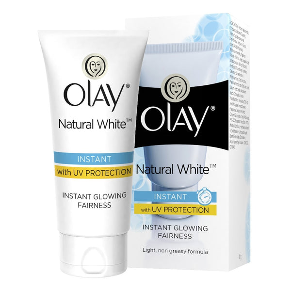 OLAY NATURAL WHITE INSTANT FAIRNESS CREAM