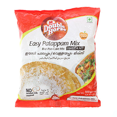 DOUBLE HORSE EASY PALAPPAM MIX INSTANT 1KG
