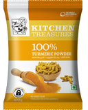 KITCHEN TREASURES TURMERIC POWDER