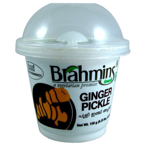 BRAHMINS GINGER PICKLE