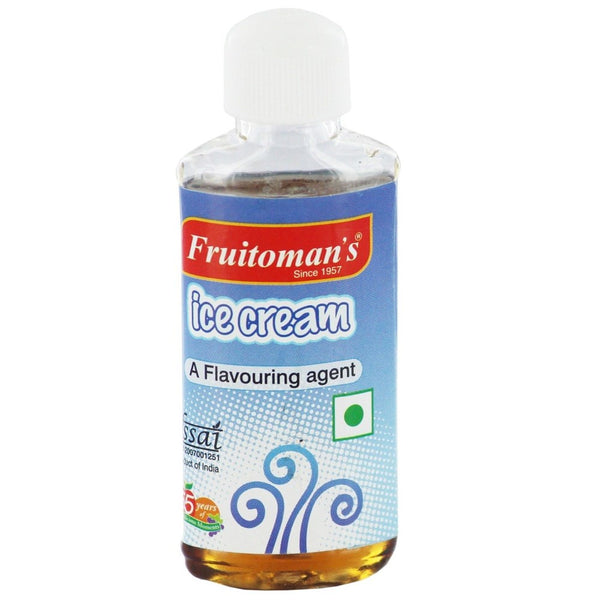 FRUITOMANS ICE CREAM FLAVOURING AGENT