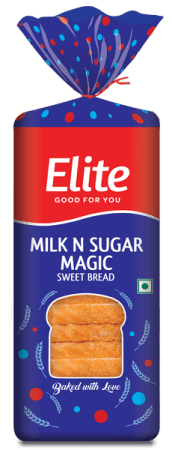 ELITE BREAD MILK & SUGAR