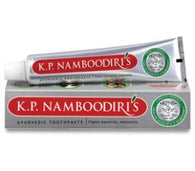 KP NAMBOODIRIS HERBAL TOOTH PASTE