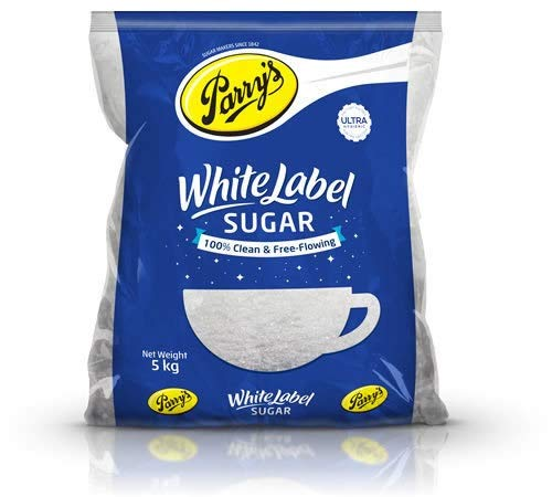 PARRYS WHITE LABEL SUGAR