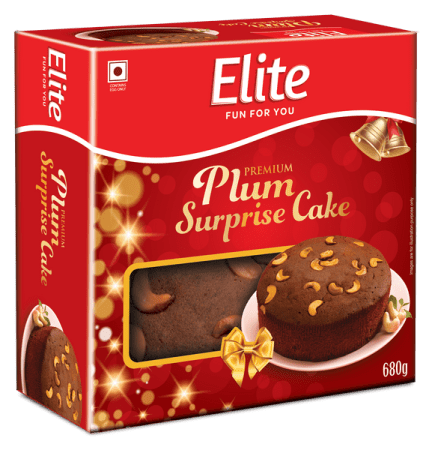 ELITE PREMIUM PLUM SURPRISE CAKE