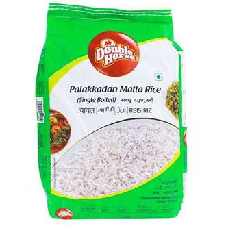 DOUBLE HORSE PALAKKADAN SINGLE MATTA RICE