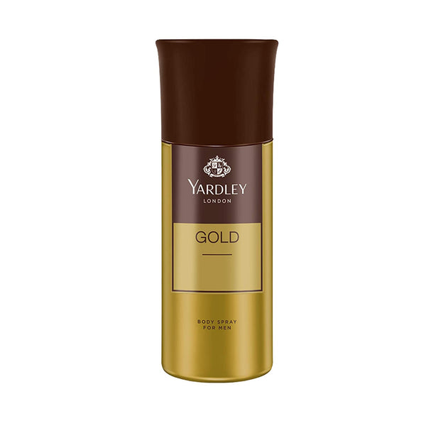 YARDLEY LONDON GOLD BODY SPRAY FOR MEN