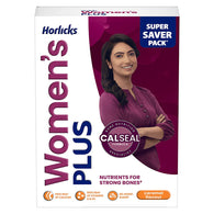 HORLICKS WOMENS PLUS CARAMEL FLAVOUR