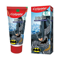 COLGATE BATMAN BUBBLE FRUIT FLAVOUR TOOTHPASTE