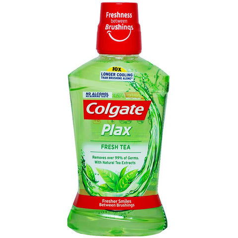 COLGATE PLAX FRESH TEA