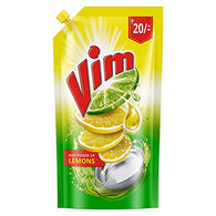 VIM LIQUID WITH POWER OF LEMONS