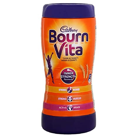 CADBURY BOURNVITA BOTTLE
