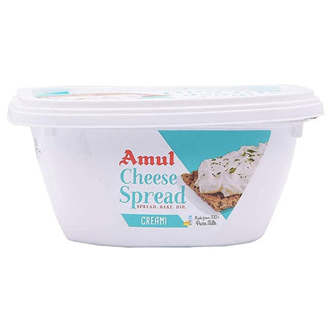 AMUL CHEESE SPREAD CREAMY