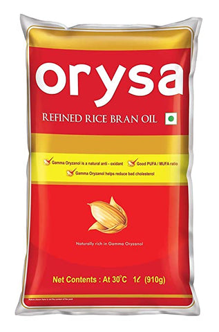 ORYSA REFINED RICE BRAN OIL