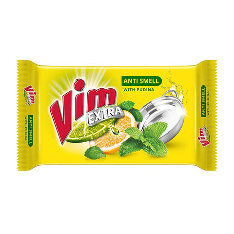 VIM EXTRA ANTI SMELL WITH PUDINA