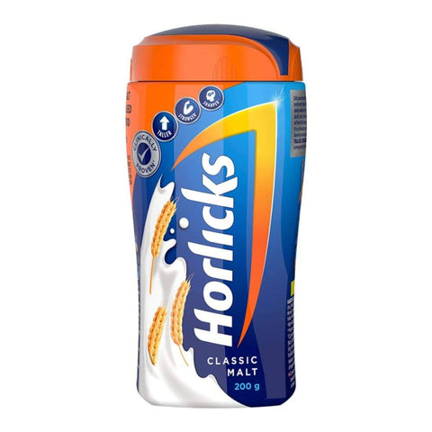 HORLICKS CLASSIC MALT BOTTLE