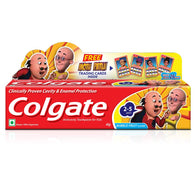 COLGATE 2-5 YRS BUBBLE FRUIT FLAVOUR TOOTH PASTE