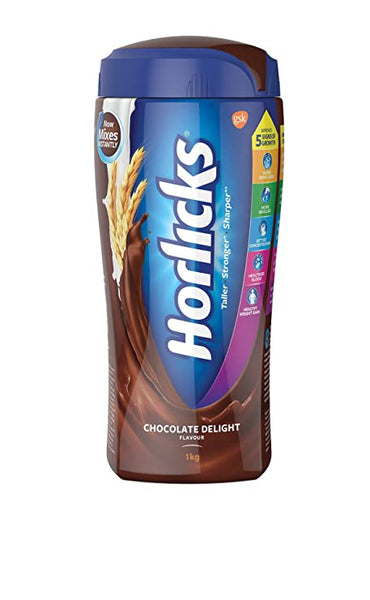HORLICKS CHOCOLATE DELIGHT BOTTLE