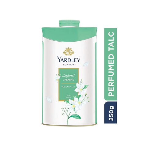 YARDLEY LONDON IMPERIAL JASMINE PERFUMED TALC