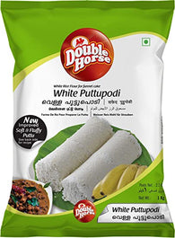 DOUBLE HORSE WHITE PUTTU PODI