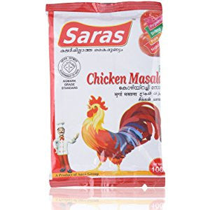 SARAS CHICKEN MASALA