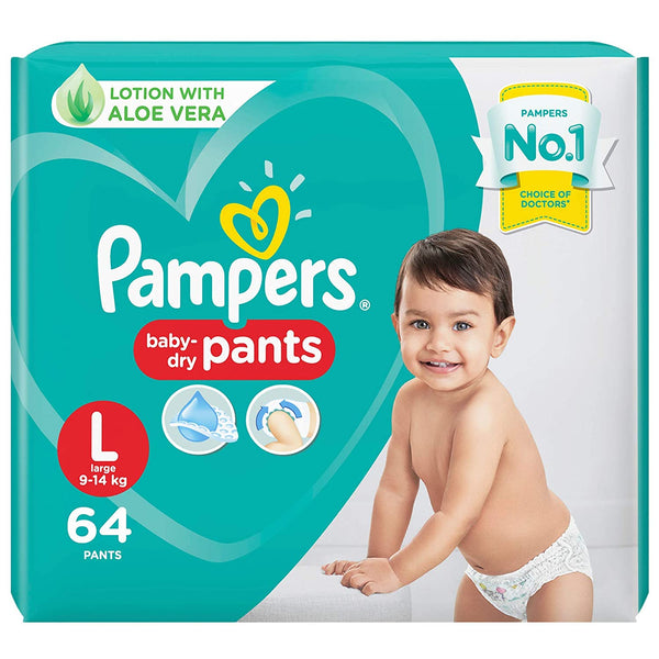 PAMPERS PANTS  L