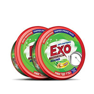 EXO TOUCH & SHINE ROUND ANTI BACTERIAL